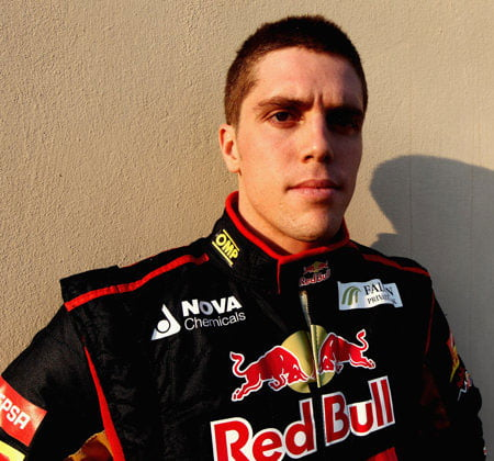 Getty Images - Luiz Razia afirmou que ainda tem esperanças de seguir carreira na Fórmula 1