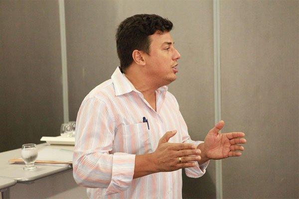 Secretário de Meio Ambiente de Barreiras, Nailton Almeida