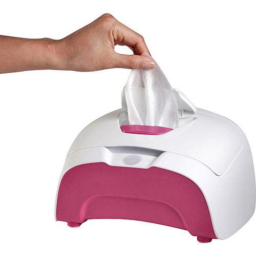 """""""Durante o decorrer do dia, a higiene com uso de lenços umedecidos sem perfume é uma boa prática."""""""