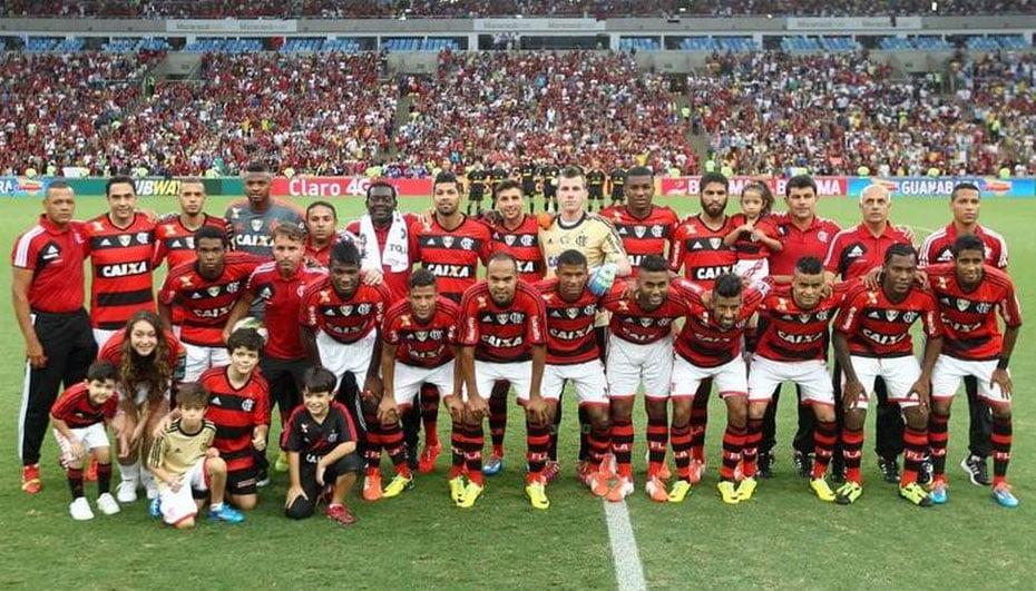 Por isso, como Flamengo tem uma grande torcida espalhada por todo o Brasil, o time rubro-negro vem sendo solicitado para jogar nessas arenas e pode ajudar a movimentá-las após a disputa do Mundi | Foto: Gazeta Press.
