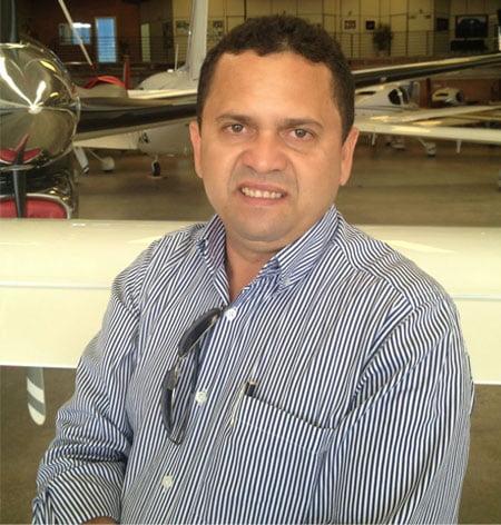 Jarbas Rocha, vereador de Luís Eduardo Magalhães/BA, autor das ofensas