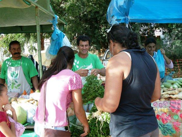 Feira Agroecológica em Central/BA