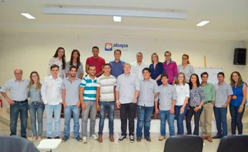 Turma do Treinamento de Gestão Estratégica, realizado entre os dias 19 e 21 de setembro