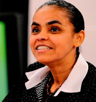 Marina Silva, candidata do PSB | Foto: reprodução