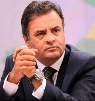 Aécio Neves, candidato do PSDB | Foto: reprodução
