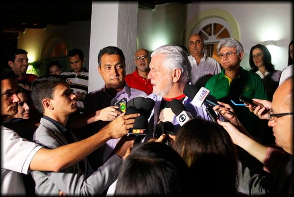 Eleições 2014, Jaques Wagner, Dilma Eousseff, Na Bahia, Políticas,