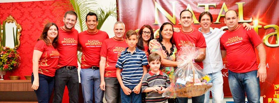 Lojistas recebem premiação |  Foto: Assecom