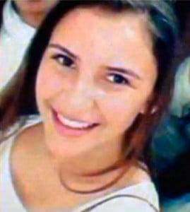 Cassiane, 15 anos, foi morta por vizinho | Foto: Reprodução/TV Bahia