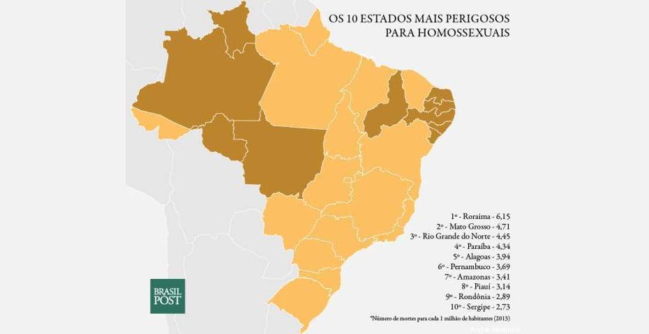 Foto: Reprodução/Brasil Post