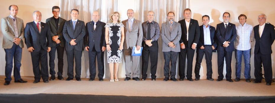 A cerimônia aconteceu em Luís Eduardo Magalhães, na noite do dia 04 de dezembro   Foto: Ascom Abapa