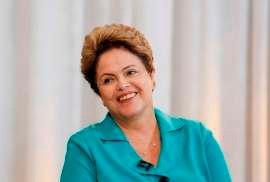 Segundo o jornal O Globo, Dilma Rousseff deve fazer pronunciamento na próxima semana na TV   Foto: © Roberto Stuckert Filho/PR
