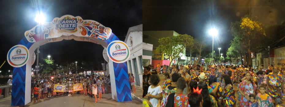 Carnaoeste no Circuito Cultural | Fotos: Dircom