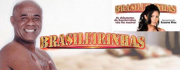 Distribuidora de filmes pornográficos 'Brasileirinhas' abre vaga para estágio Z| Foto: Reprodução