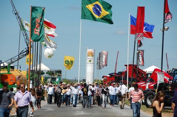 Bahia Farm Show 2015, apesar da expectativa ruim devido a crise que o país passa, foi sucesso absoluto | Foto: Divulgação