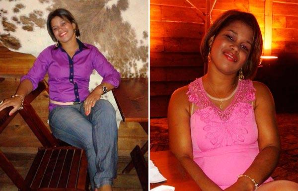 Adonane Cruz dos Santos foi abandonada quando criança e procura mãe para perdoá-la   Foto: Arquivo pessoal