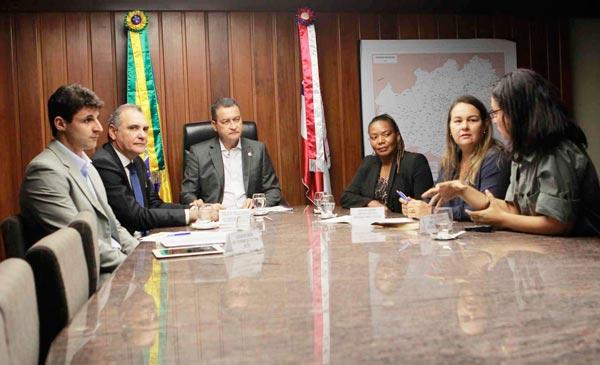 Margareth Menezes busca efetivação da sede da Fábrica Cultural | Foto: Carla Ornelas/GOVBA