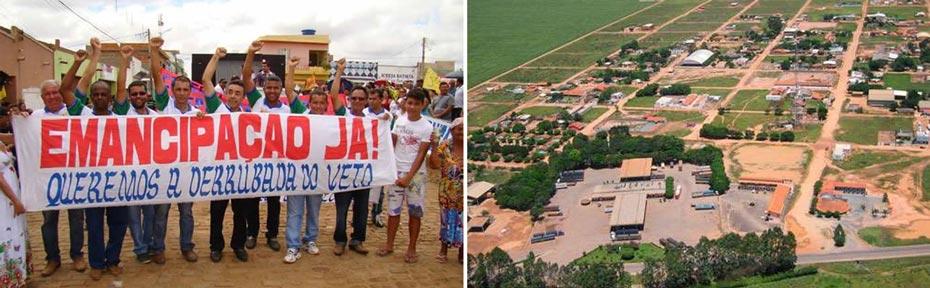 Roda Velha e Rosário contam os dias para se emanciparem | Fotos: Divulgação