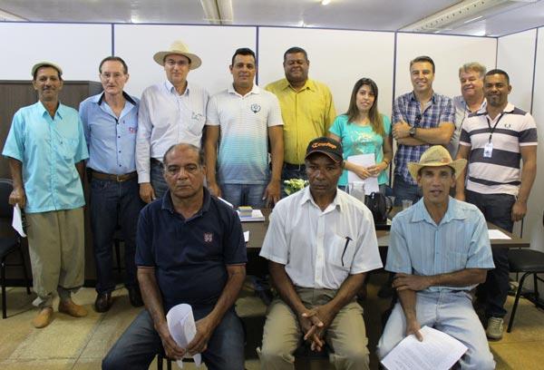 O Conselho Municipal de Desenvolvimento Rural Sustentável | Foto: Ascom LEM