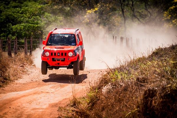 Principal competição nacional off-road segue roteiro inédito em direção ao Sul | Foto: Victor Eleutério
