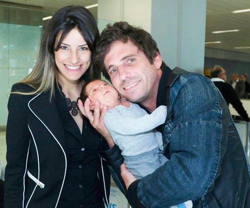 O filho do cantor nasceu no dia 13 de julho   Foto: Thiago Duran / AgNews