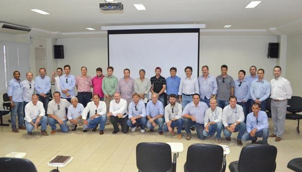 A reunião aconteceu no auditório da Abapa, em Barreiras | Foto: Virgília Vieira/Ascom Abapa
