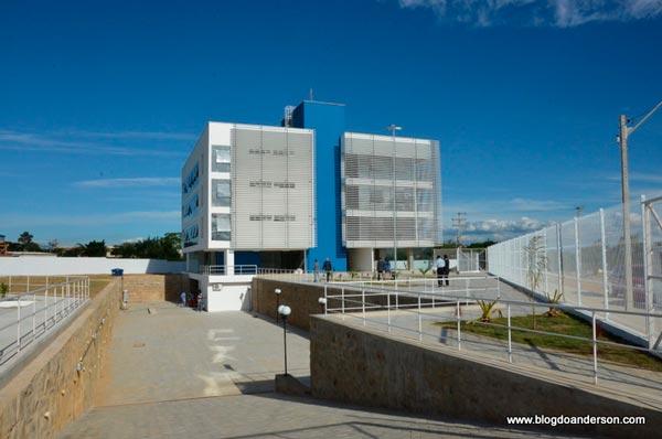 Novo prédio do Fórum Tarcilo Vieira de Melo será inaugurado nesta terça-feira | Foto: Reprodução http://img.blogdoanderson.com/