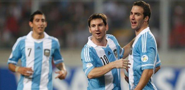 Seleção argentina de fora da Copa América? | Foto: Reprodução copadomundo.uol.com.br