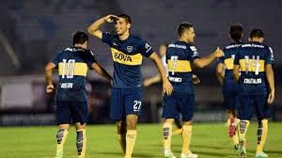 Boca Juniors   Foto: Reprodução globoesporte.globo.com