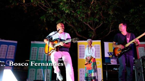 O artista barreirense, Bosco Fernandes, abre hoje (18) a I Festa Literária | Foto: Divulgação
