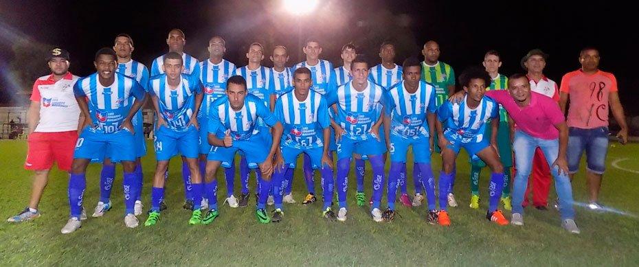 Seleção Luiseduardense, perdeu nos pênaltis para Barreiras | Foto: Geraldo Bomfim/Boka de Kaeira