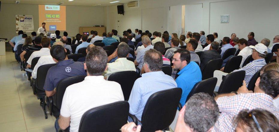O seminário contou com a presença de mais de 100 participantes | Foto: Virgília Vieira/Ascom Abapa
