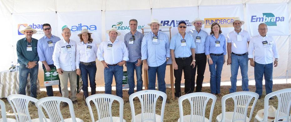 Representante de entidades participaram do evento | Foto: Virgília Vieira / Ascom Abapa