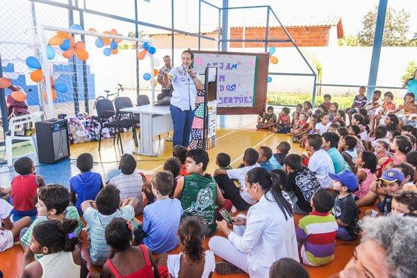 Projeto Ideia Fixa passará por LEM no dia 08 de setembro no CEUs | Foto: Sanderson Pereira