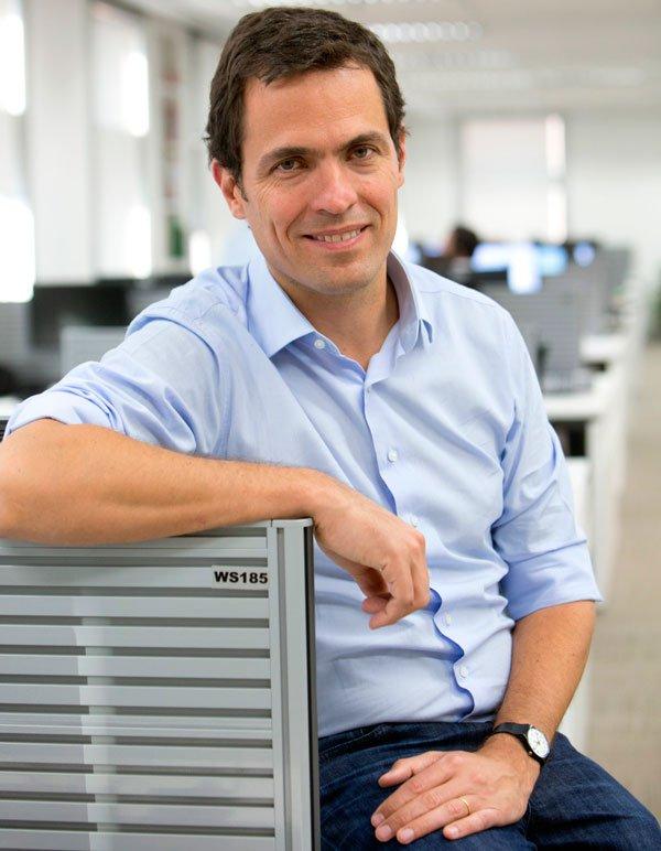 Eduardo Mufarej é presidente da SOMOS Educação | Foto: Divulgação