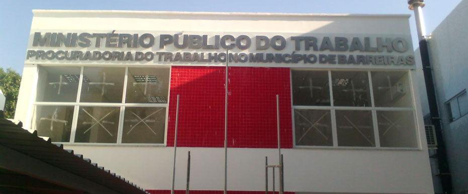 A nova sede fica à Rua 9 de Maio, 141, Centro, em Barreiras   Foto: Divulgação