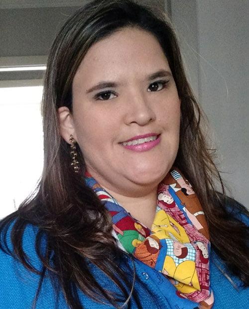 Ana Regina Caminha Braga (https://anareginablog.wordpress.com/) é escritora, psicopedagoga e especialista em educação especial e em gestão escolar | Foto: Divulgação