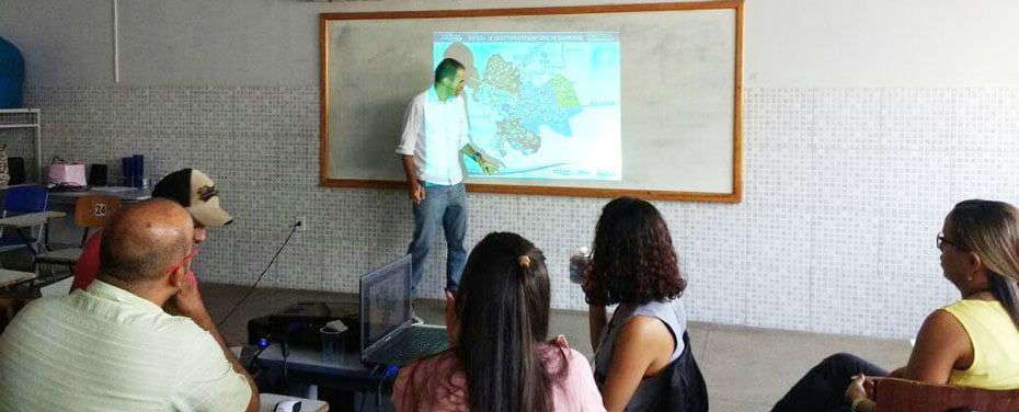 Seminário de encerramento da obra de esgoto | Foto: Divulgação