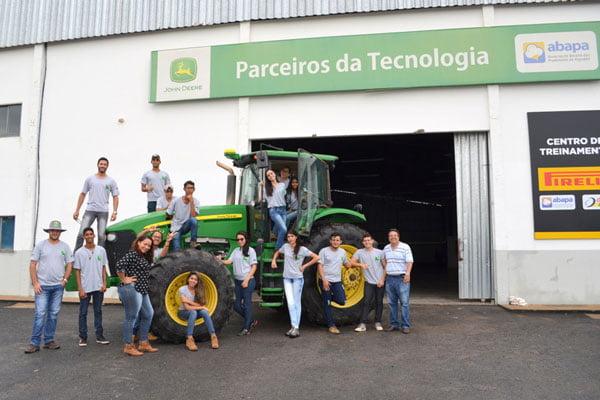 O curso aconteceu no Centro de Treinamento Parceiros da Tecnologia | Foto: Virgília Vieira | Ascom Abapa