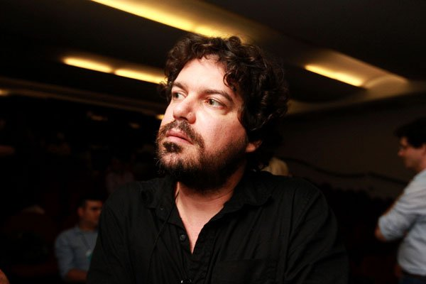 Vince de Mira, organizador do festival | Foto: Amanda Oliveira/GovBA