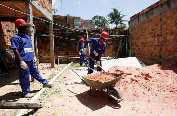 Programa estimula a construção civil | Foto: Divulgação