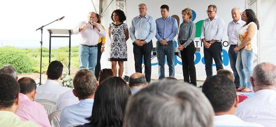 Inauguração Fazenda Modelo | Foto: Ascom Aiba
