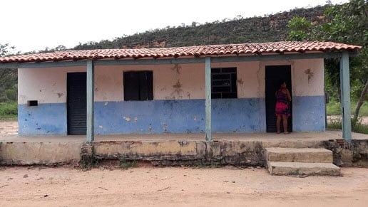Escola da Mata da Cahoeira, nucleada para Cerradão | Foto: Divulgação