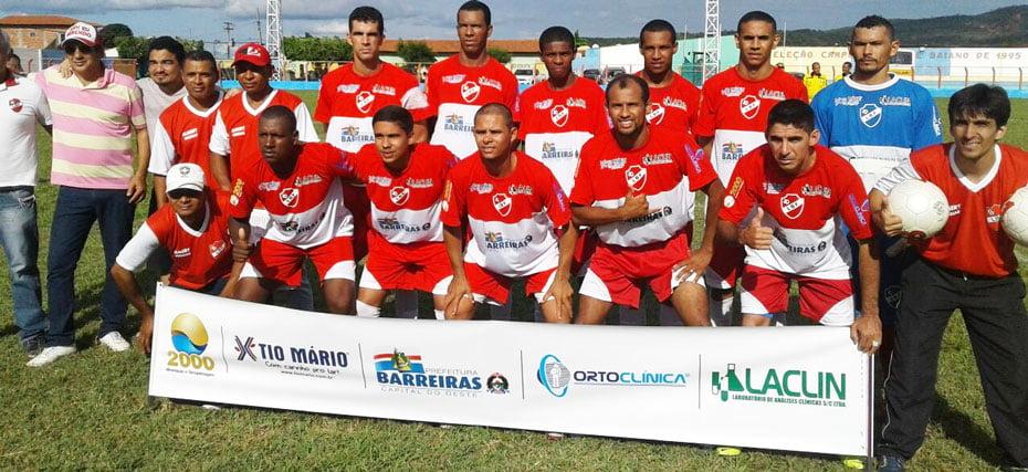 Foto: Dircom Barreiras
