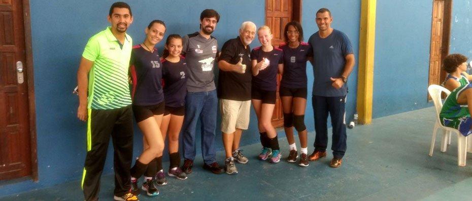 Atletas pre-convocadas para a seleção baiana | Foto: Divulgação