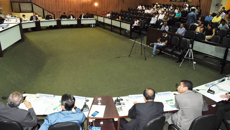 Maioria dos vereadores votou em conformidade com o parecer do TCM | Foto: Silvania Rocha/Ascom Câmara