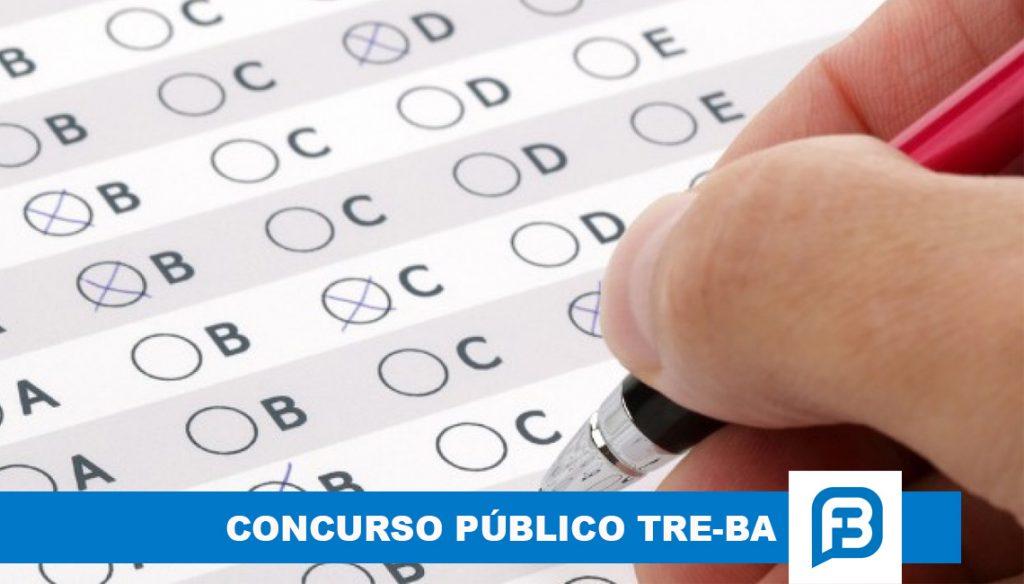 Concurso Público TRE-BA